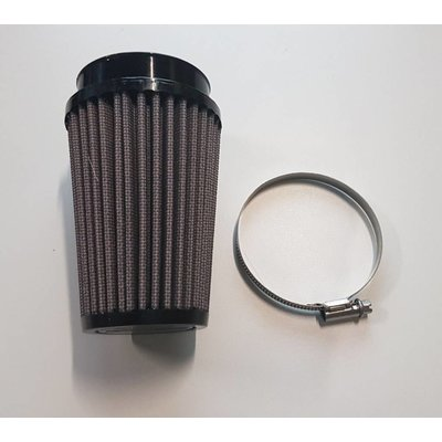 DNA 60MM Conical Filter Rubber Top RO-6000-130