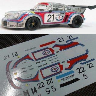 PORSCHE 911 RSR / MARTINI