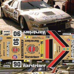 BMW M1 / WARSTEINER