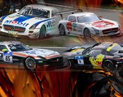SLS / AMG GT3