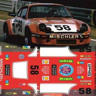PORSCHE 911 RSR / MONTJUICH