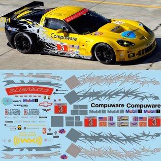 CORVETTE C6 / CORVETTE RACING 2010