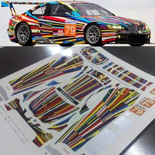 BMW M3 / JEFF KOONS