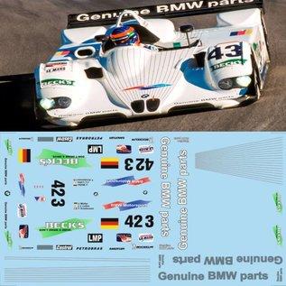 BMW V12 LMR / BECKS