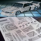 BMW CSL / MM PAPER - STELLA