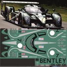 BENTLEY / SPEED 8 / 2003