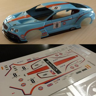 BENTLEY / CONTINENTAL GT3 / GULF ( FANTASY )