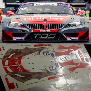 BMW Z4 / TDS RACING / THIRIET