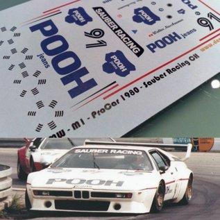 BMW M1 / SAUBER-POOH