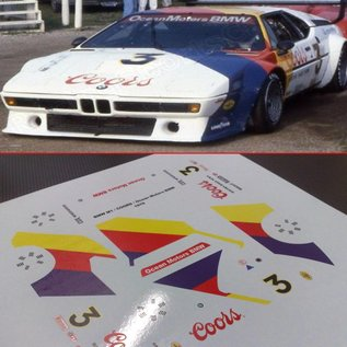 BMW M1 / COORS
