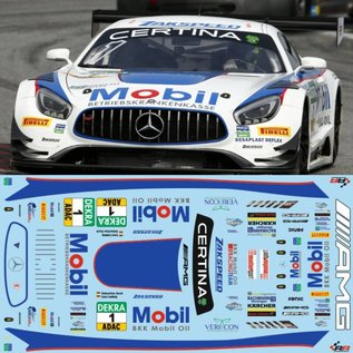 AMG GT3 / MOBIL OIL
