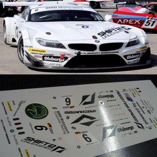 BMW Z4 / SAUDI FALCONS
