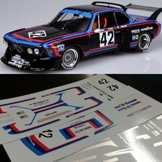 BMW CSL / LE MANS 1976 #42