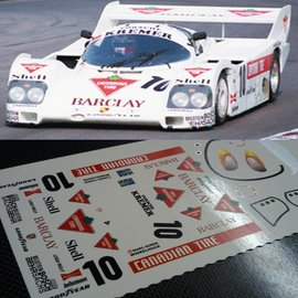 PORSCHE 962 / CANADIAN TIRE