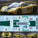 MCLAREN F1 GTR / HARRODS