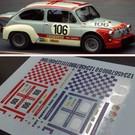 FIAT ABARTH  / 1000 TCR