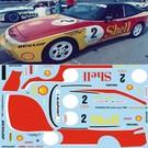 PORSCHE 944 / SHELL - DUNLOP