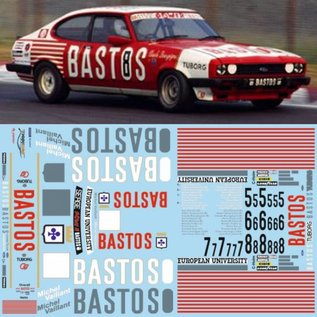 FORD CAPRI / BASTOS RACING