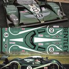 BENTLEY / SPEED 8 / 2002