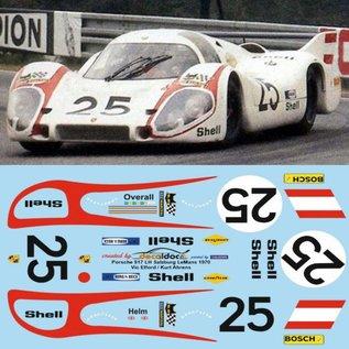 PORSCHE 917 / ELFORD / AHRENS