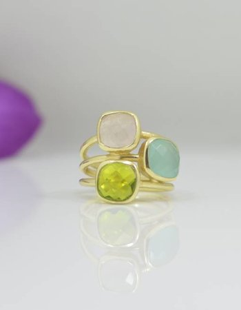 REFINE COLLECTION REFINE Ring MILA