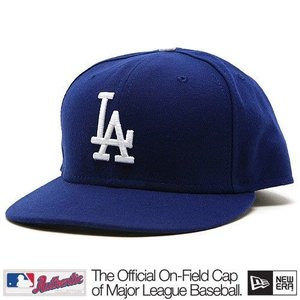 New Era Los Angeles Dodgers Cap (+ free Cap Buddy)