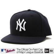 New Era New York Yankees Game Cap