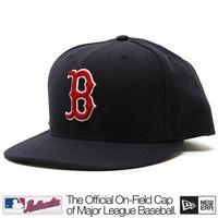 New Era Boston Red Sox Cap (+ free Cap Buddy)