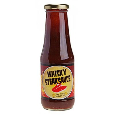 Stokes BBQ BBQ Whisky Steaksauce