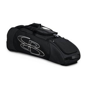 Boombah Spartan Rolling Bat Bag