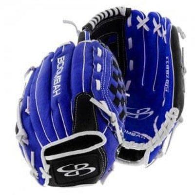 "Boombah BB Perfromance Junior 8020 B7 - Royal Blue 11,5"" RHT"