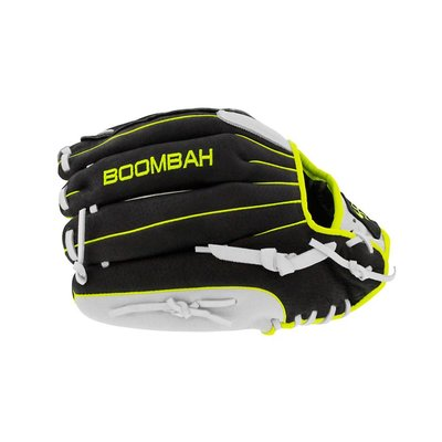 "Boombah SB Perfromance Junior 8020 B7 - Yellow Junior 12"" RHT"