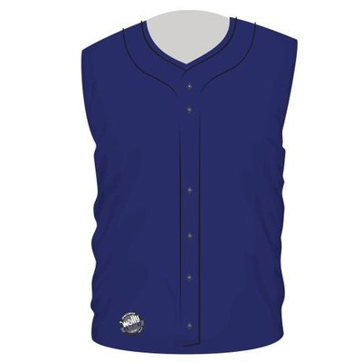 Wally Wear Baseball Jersey #2
