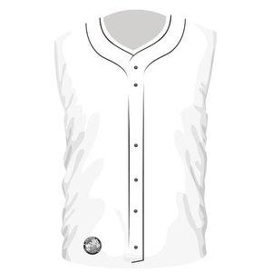 Wally Wear Honkbalshirt #4