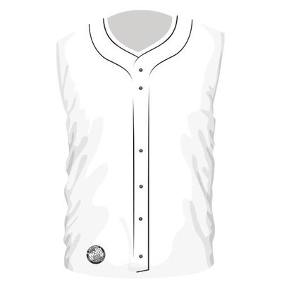 Wally Wear Baseball Jersey #4
