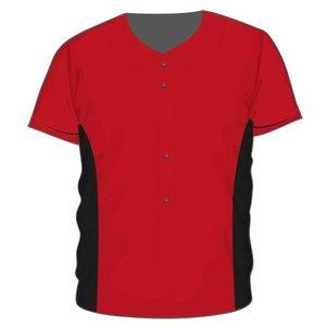 Wally Wear Honkbalshirt #10