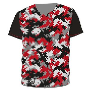 Wally Wear Honkbalshirt #38