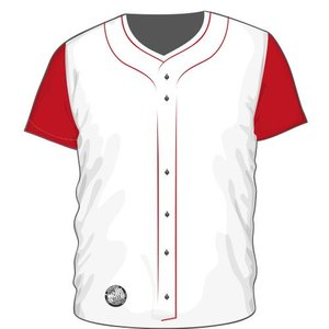 Wally Wear Honkbalshirt #16