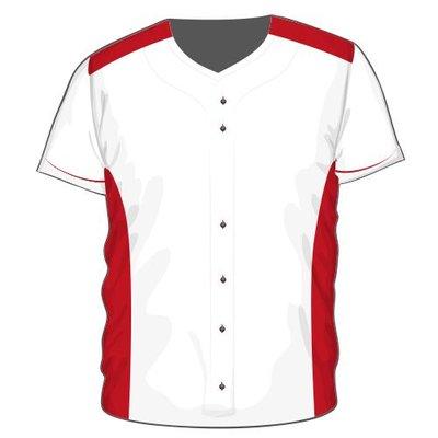 Wally Wear Baseball Jersey #24