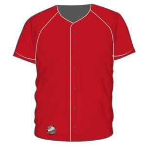 Wally Wear Honkbalshirt #28