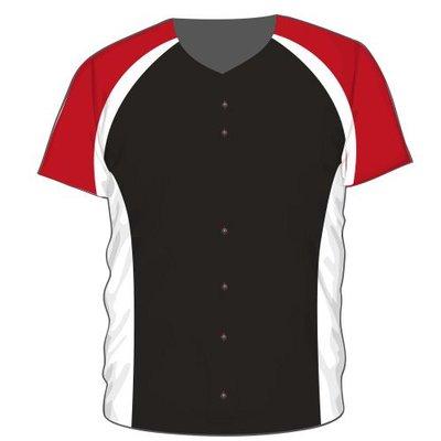 Wally Wear Baseball Jersey #35