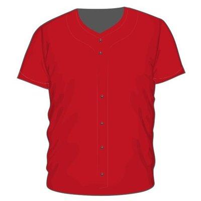 Wally Wear Baseball Jersey #88