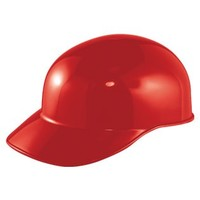 Wilson Old school red helmet