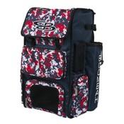 Boombah Superpack Bat Pack Camo