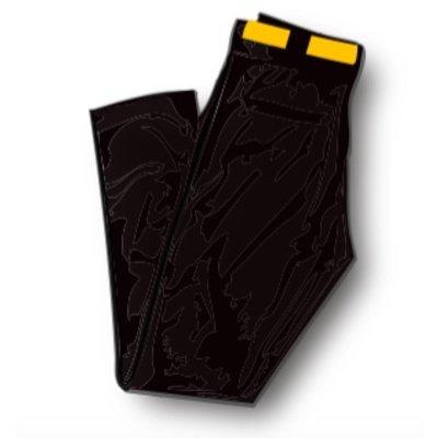 Black Baseball Pants