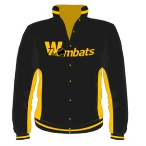 Wally Wear Wombats Jacket