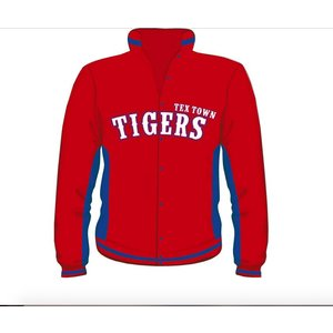 Wally Wear Tex Town Tiger Jacket
