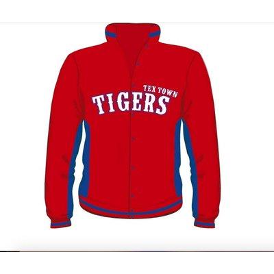 Wally Wear Tex Town Tigers Jacket