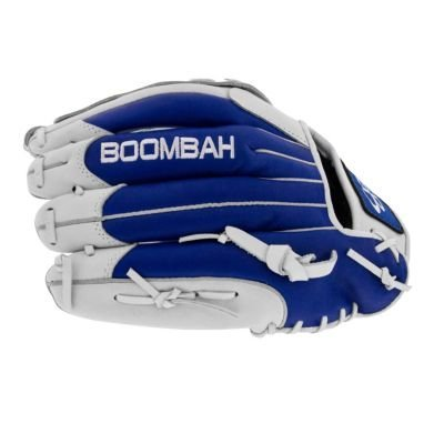 Boombah FP Select 8020 Series All Leather B7 Web 12""