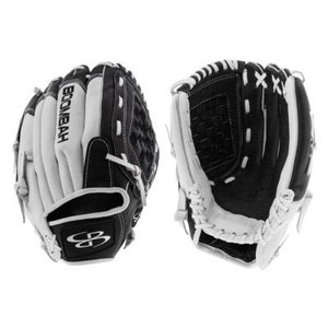 "Boombah FP Select 8020 Series All Leather B7 12"" RHT"